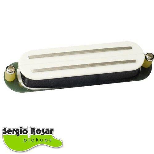 Captador Sergio Rosar Screamin Distortion Branco