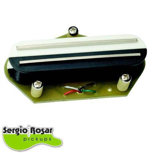 Captador Sergio Rosar Screamin Distortion T Ponte Zebra Mode