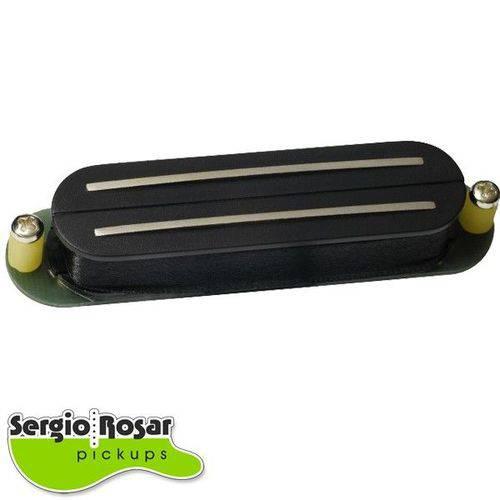 Captador Sergio Rosar Twin Vintage Preto
