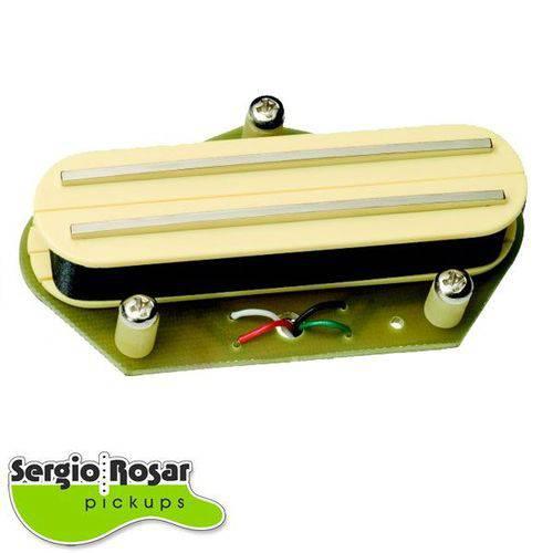 Captador Sergio Rosar Twin Vintage T Ponte Creme