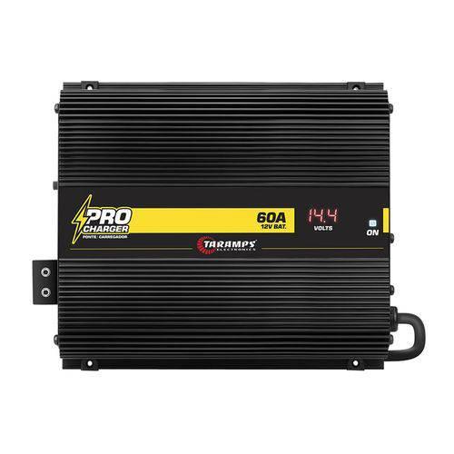Carregador Bateria Taramps Procharger 60a Bivolt Automático