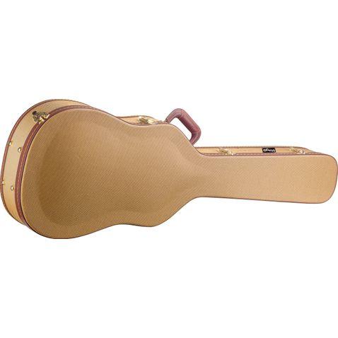 Case Guitarra Stagg Vintage Les Paul Tweed Gcx Lp Gd - Gold