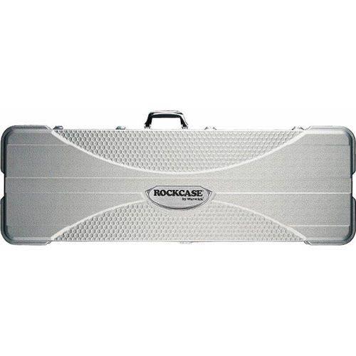 Case P/ Guitarra em Abs Interior em Pelucia Prata - Rockbag