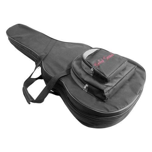 Case para Violão Folk Solid Sound Hard Bag