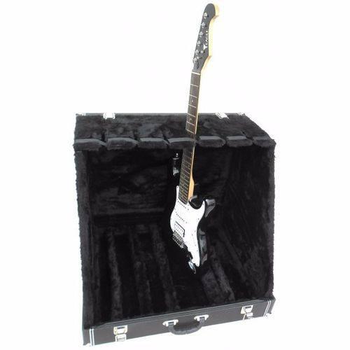 Case Rack Suporte para Guitarra, Violão, Baixo Kromus