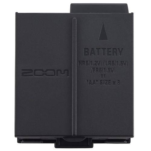 Case Zoom Bcf-8 para Bateria de Gravador F4 e F8