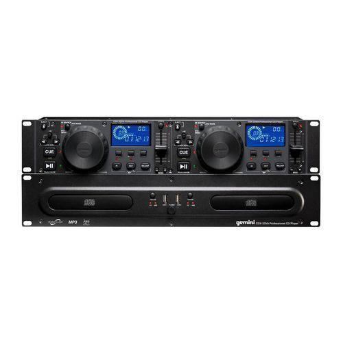 CD Player CDJ Duplo Gemini CDX2250i