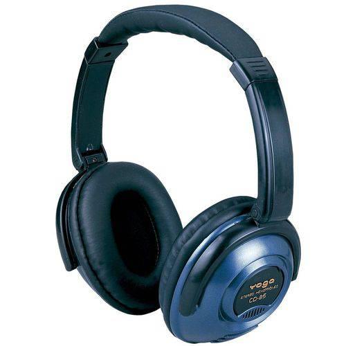 Cd85 - Fone de Ouvido Over-Ear Cd 85 - Yoga
