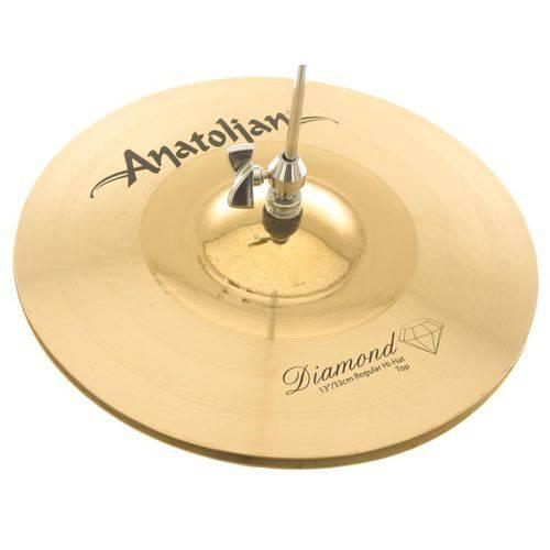 Chimbal Anatolian Diamond Hybrid Regular 13¨ Handmade Turkish