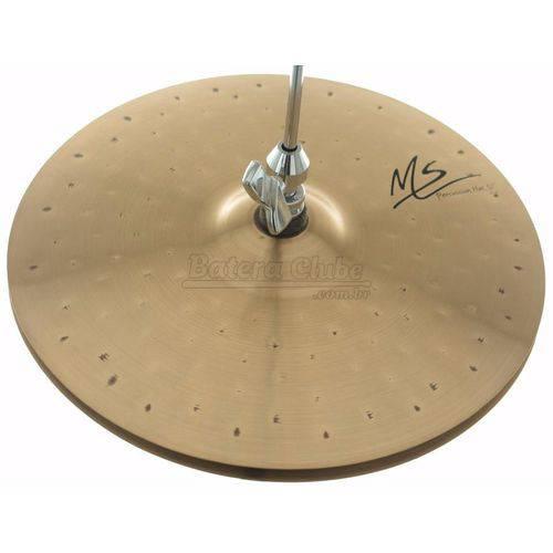 Chimbal Orion Ms Percussion ¨funk¨ Hat 12¨ Ms12ph em Bronze B10 Handmade