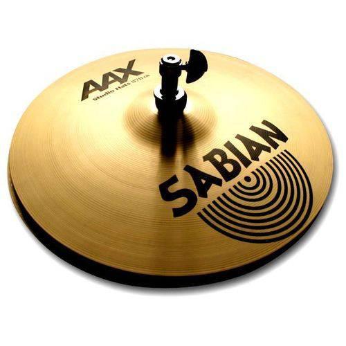 Chimbal Sabian Aax Studio Brilliant 14¨