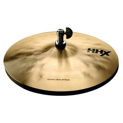 Chimbal Sabian Hhx Groove Hats Traditional 14¨