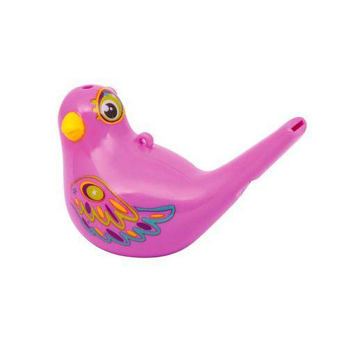 Cippies Aves Cantoras - Rosa - DTC