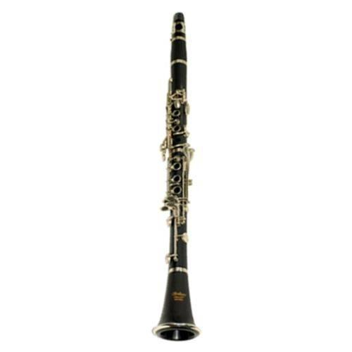Clarineta 17 Chaves Jahnke JCC001-NQ