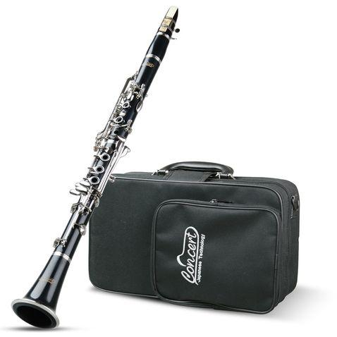 Clarineta Concert Cc300 Bp Unico