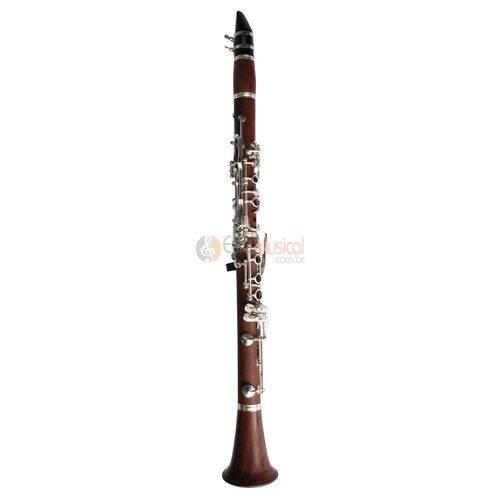 Clarineta Hoyden Sib 17 Chaves Madeira