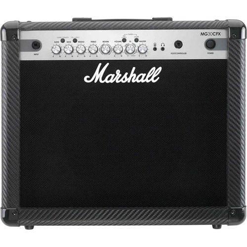 Combo Guitarra Marshall Carbon Fiber MG 30 CFX