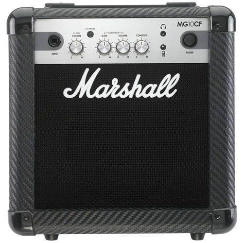 Combo Guitarra Marshall Carbon Fiber MG 10 CF