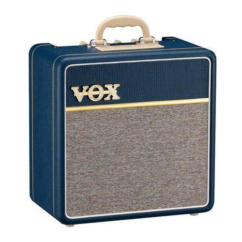 Combo Guitarra Vox Ac 4 C 1 Bl Ltd Edition Blue