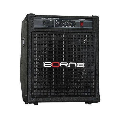 Combo para Contra-Baixo Borne Impact Bass CB200