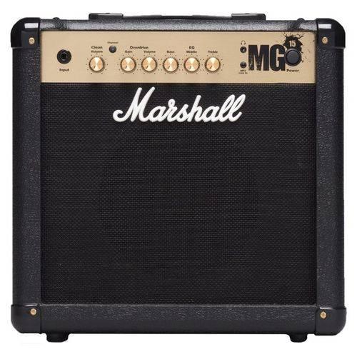 Combo para Guitarra 15w - Mg15gfx Gold - Marshall