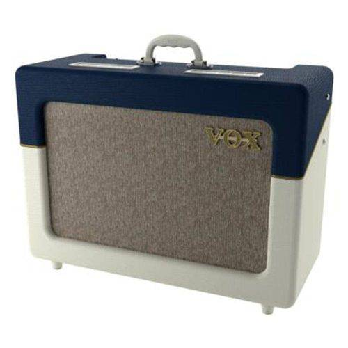 Combo Vox Ac15c1 Tv Bc Ltd Edition Blue And Cream