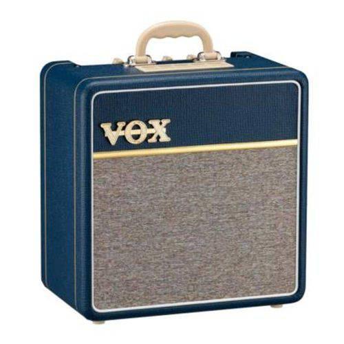 Combo Vox Ac4c1 Bl Ltd Edition Blue