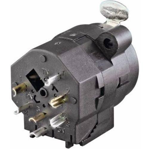 Conector Jack Combo Xlr/p10 Amphenol Acjc-6s/n (solda)