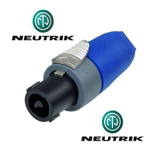 Conector Neutrik Speakon Linha 2 Polos Nl2fx