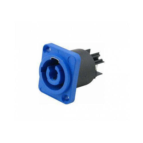 Conector Power com Femea de Painel HP-3MD - Amphenol