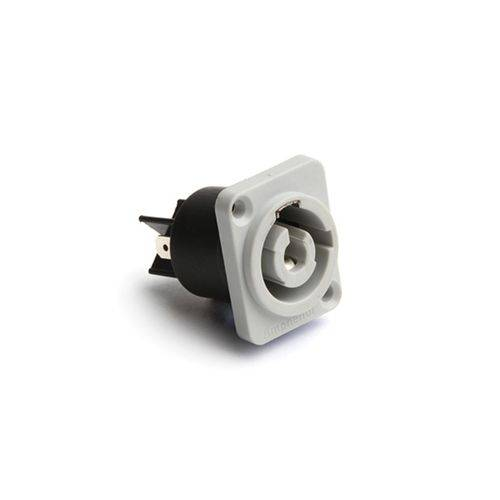 Conector Power com Macho de Painel HP-3 MDG - Amphenol
