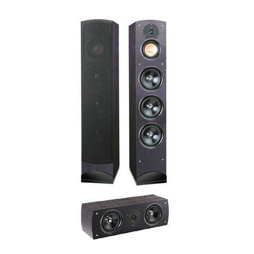 Conjunto de Caixas Torres e Central Mod Proxima - Pure Acoustics