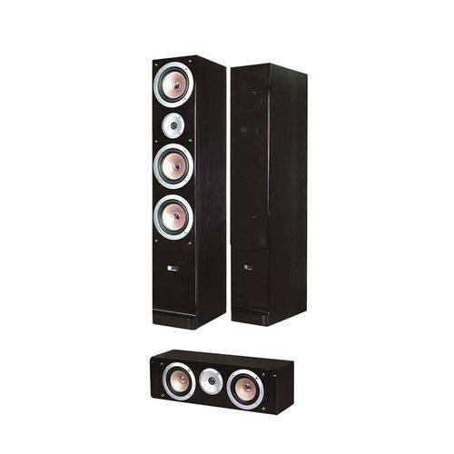 Conjunto de Caixas Torres e Central Mod Qx900 - Pure Acoustics