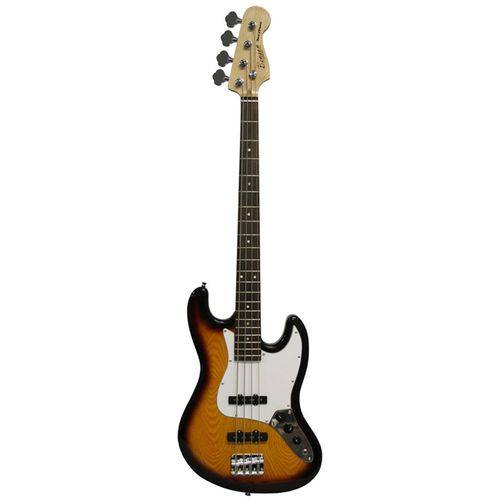 Contra Baixo 4 Cordas Benson Jazz Bass Bbje81 Ts
