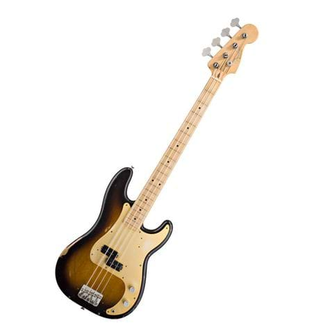 Contrabaixo 4c Fender 50s Precision Bass Road Worn - 303 - Fender