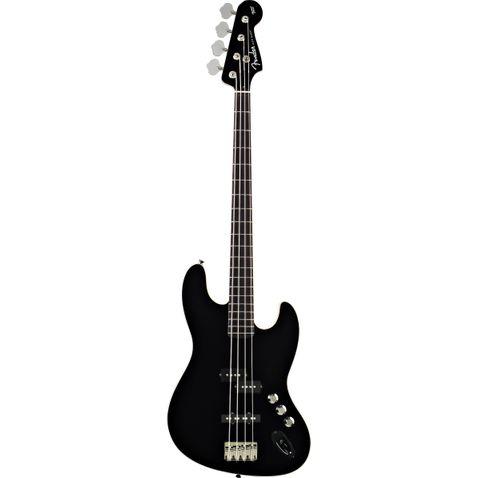Contrabaixo 4c Fender Aerodyne Jazz Bass 506 - Black