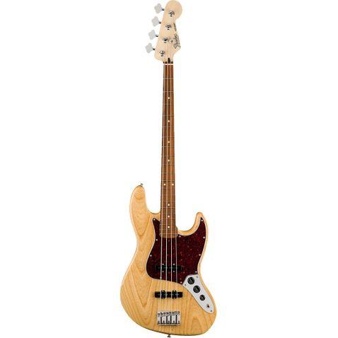 Contrabaixo 4c Fender Deluxe Jazz Bass Ltd Edition 521 - Natural