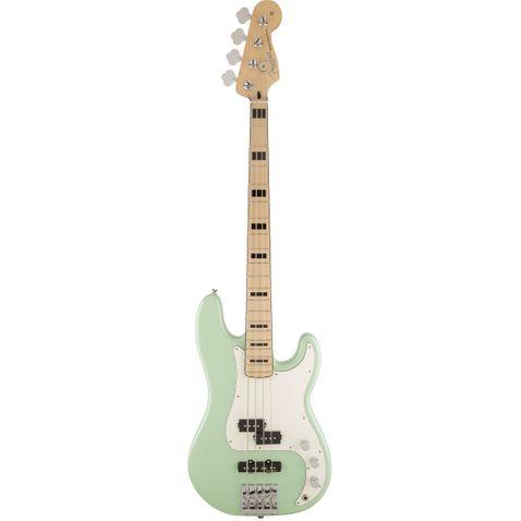 Contrabaixo 4c Fender Deluxe Pj Bass Ltd Edition 549 - Sea Foam Pearl