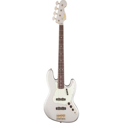 Contrabaixo 4c Fender Squier 60s Classic Vibe Jazz Bass Rw 524-inca Silver