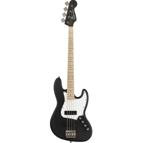 Contrabaixo 4c Fender Squier Contemporary Active Jazz Bass Hh Mn 510 - Flat Black