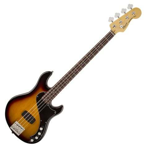 Contrabaixo 4c Fender Squier Deluxe Dimension Active Rw 500 - 3 Color Sunburst