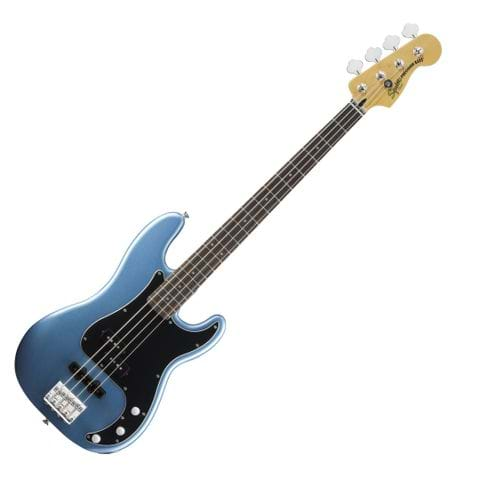 Contrabaixo 4c Fender Squier Vintage Modified Jazz Pj Bass 502 - Lake Placid Blue