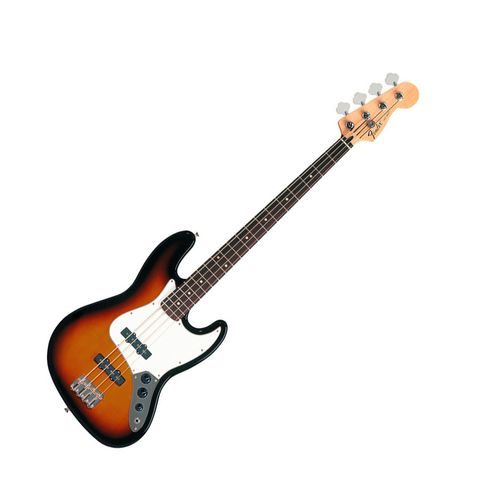 Contrabaixo 4c Fender Standard Jazz Bass Rosewood 532 - Brown Sunburst