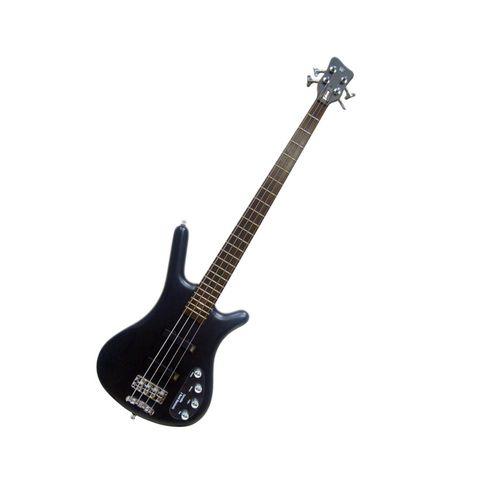 Contrabaixo 4c Rock Bass Corvette Basic Black