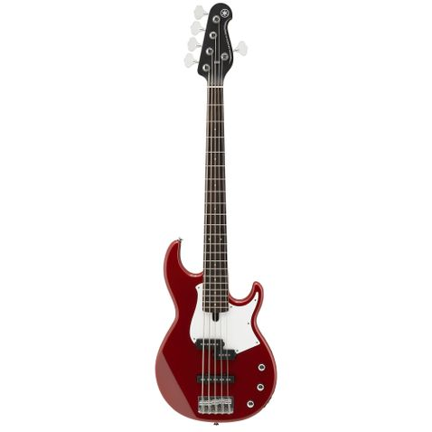 Contrabaixo 5c Yamaha Bb235 Rr - Raspberry Red