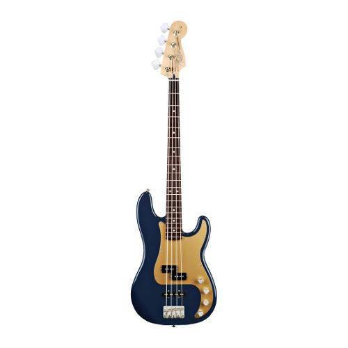 Contrabaixo Fender 013 5760 - Deluxe Active P. Bass Special - 359 - Navy Blue Metallic