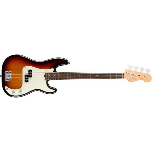 Contrabaixo Fender 019 3610 - Am Professional Precision Bass Rosewood - 700 - 3-color Sunburst