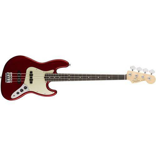 Contrabaixo Fender 019 3900 - Am Professional Jazz Bass Rosewood - 709 - Candy Apple Red