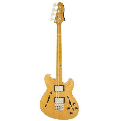 Contrabaixo Fender 024 3302 - Modern Player Starcaster Bass - 521 - Natural
