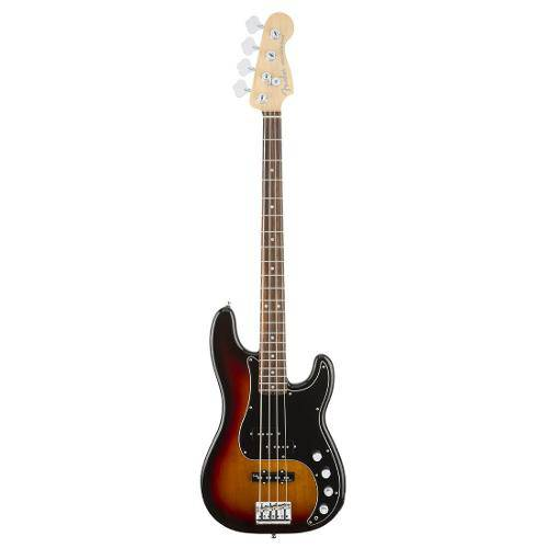 Contrabaixo Fender - Am Elite Precision Bass - 3-Color Sunburst